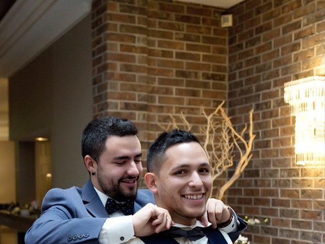 Daniel and Mahtab's wedding in Kettleby, Ontario 21