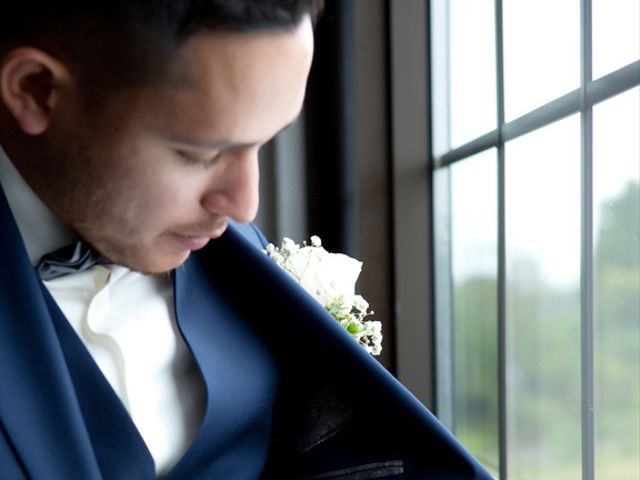 Daniel and Mahtab's wedding in Kettleby, Ontario 26