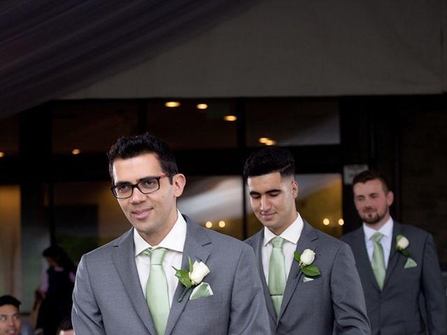 Daniel and Mahtab's wedding in Kettleby, Ontario 28