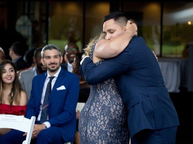 Daniel and Mahtab's wedding in Kettleby, Ontario 29