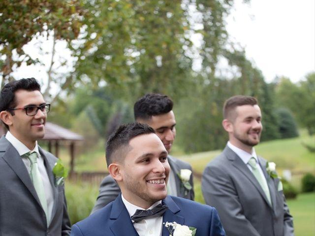 Daniel and Mahtab's wedding in Kettleby, Ontario 31