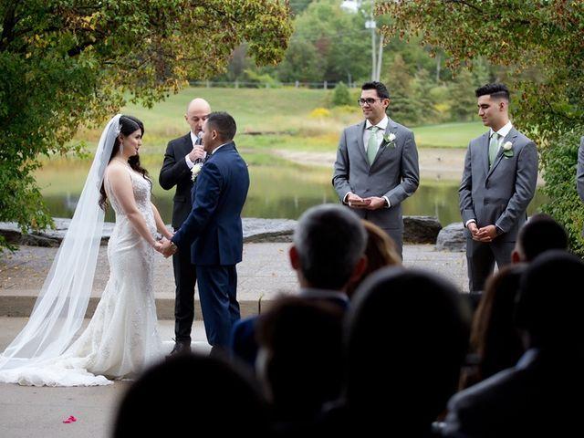 Daniel and Mahtab's wedding in Kettleby, Ontario 34