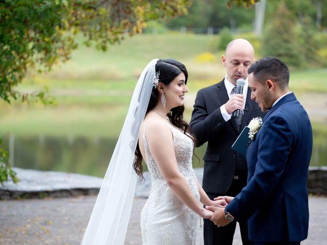 Daniel and Mahtab's wedding in Kettleby, Ontario 35