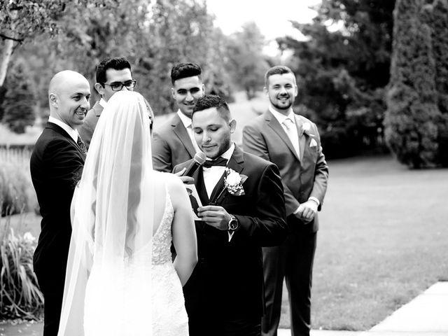 Daniel and Mahtab's wedding in Kettleby, Ontario 38