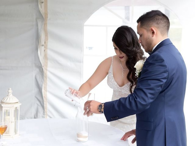 Daniel and Mahtab's wedding in Kettleby, Ontario 40