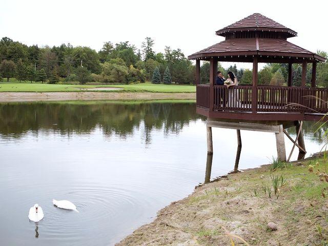 Daniel and Mahtab's wedding in Kettleby, Ontario 44