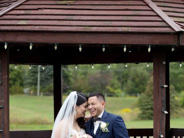 Daniel and Mahtab's wedding in Kettleby, Ontario 46