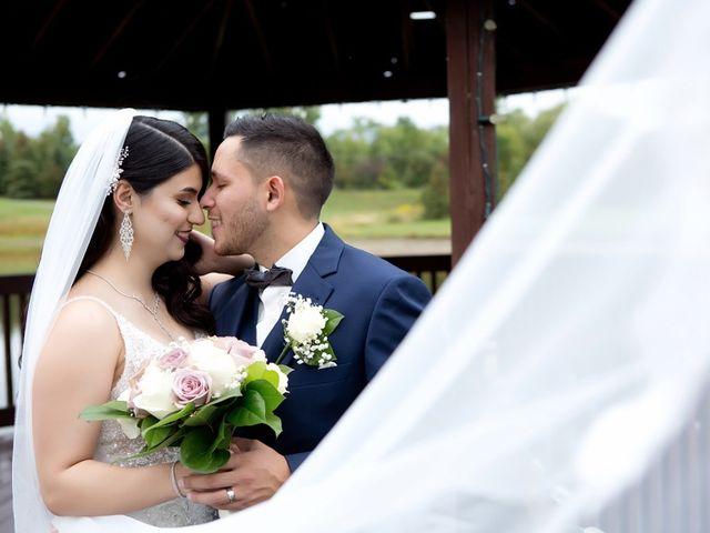 Daniel and Mahtab's wedding in Kettleby, Ontario 48