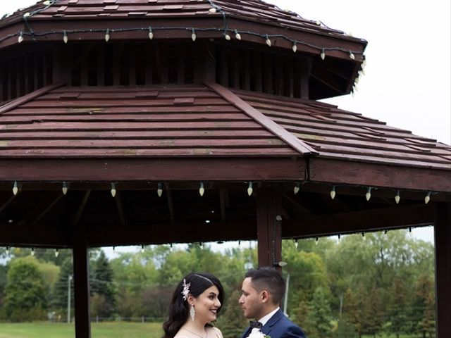 Daniel and Mahtab's wedding in Kettleby, Ontario 49