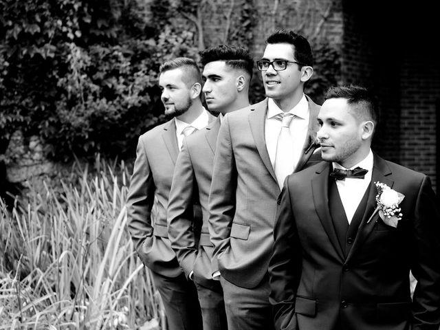 Daniel and Mahtab's wedding in Kettleby, Ontario 56