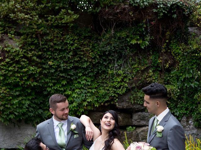 Daniel and Mahtab's wedding in Kettleby, Ontario 57