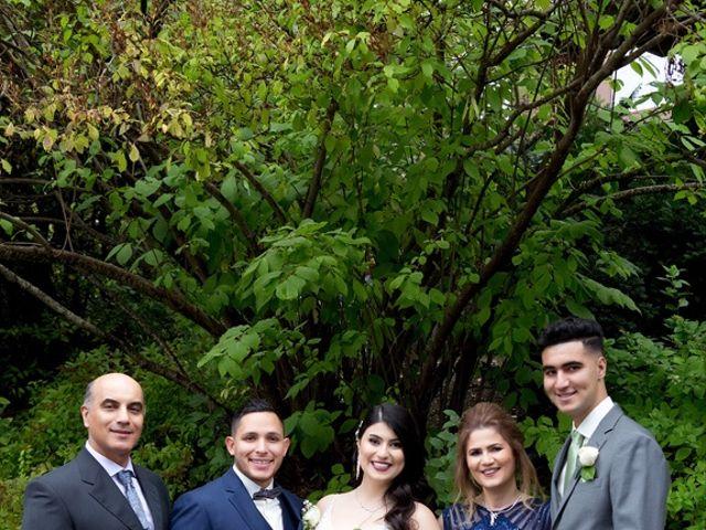 Daniel and Mahtab's wedding in Kettleby, Ontario 59