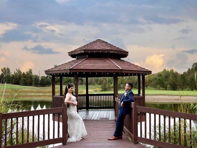 Daniel and Mahtab's wedding in Kettleby, Ontario 68