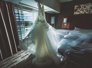 The wedding of Nonye and Ben 1