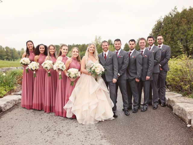The wedding of Kerri and Ryan