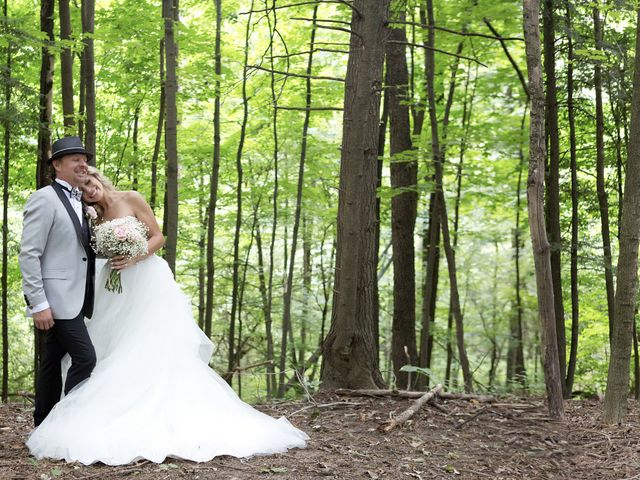 The wedding of Sema and Dan