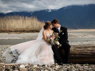 The wedding of Nina and Jake
