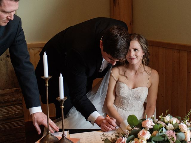 Jake and Nina's wedding in Agassiz, British Columbia 9