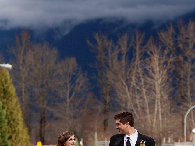 Jake and Nina's wedding in Agassiz, British Columbia 5