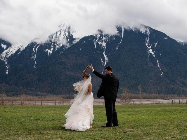 Jake and Nina's wedding in Agassiz, British Columbia 8