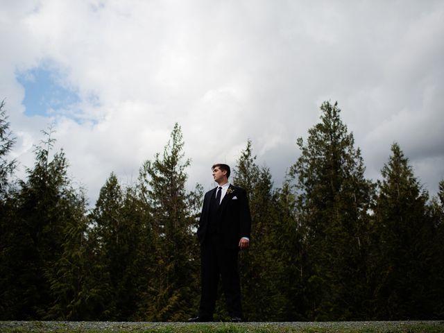 Jake and Nina's wedding in Agassiz, British Columbia 14