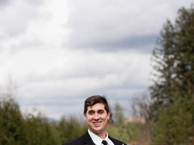Jake and Nina's wedding in Agassiz, British Columbia 15