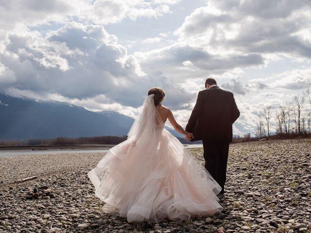 Jake and Nina's wedding in Agassiz, British Columbia 26