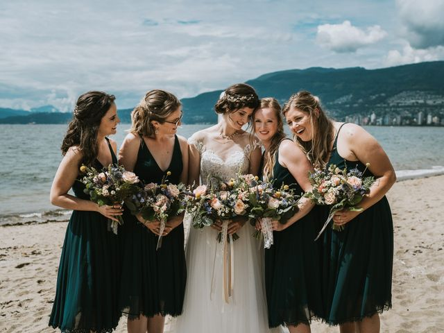 Stefan and Laura's wedding in Vancouver, British Columbia 39