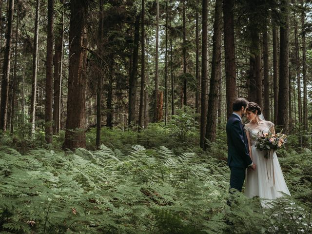 Stefan and Laura's wedding in Vancouver, British Columbia 46