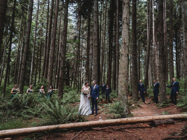 Stefan and Laura's wedding in Vancouver, British Columbia 49