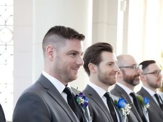 The wedding of Stephen and Michelle 1