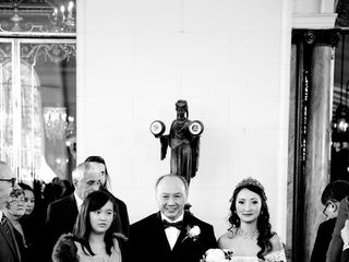 The wedding of Stephen and Michelle 2