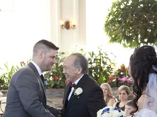 The wedding of Stephen and Michelle 3