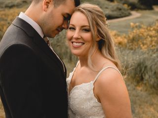 The wedding of Abby and Jerome