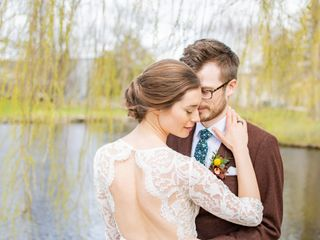 The wedding of Megan and Julien