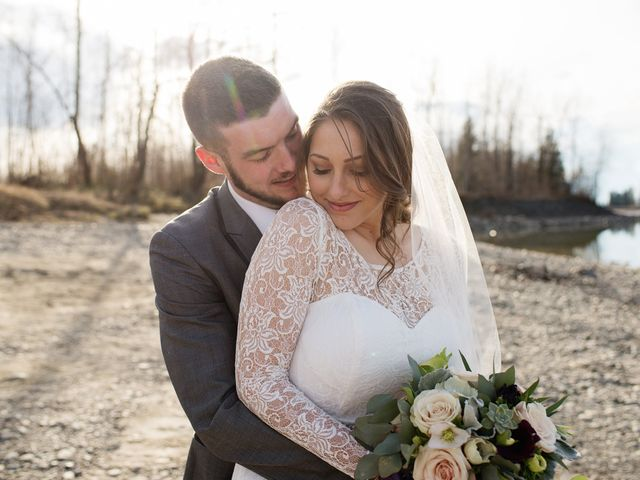 The wedding of Shania and Cam