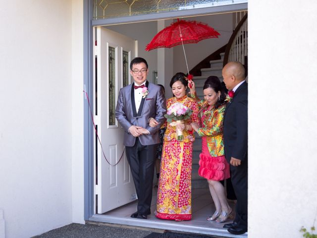 Arthur and Eunice's wedding in Vancouver, British Columbia 18