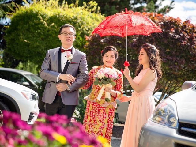 Arthur and Eunice's wedding in Vancouver, British Columbia 21