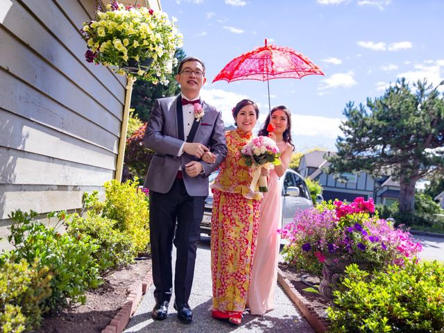 Arthur and Eunice's wedding in Vancouver, British Columbia 22