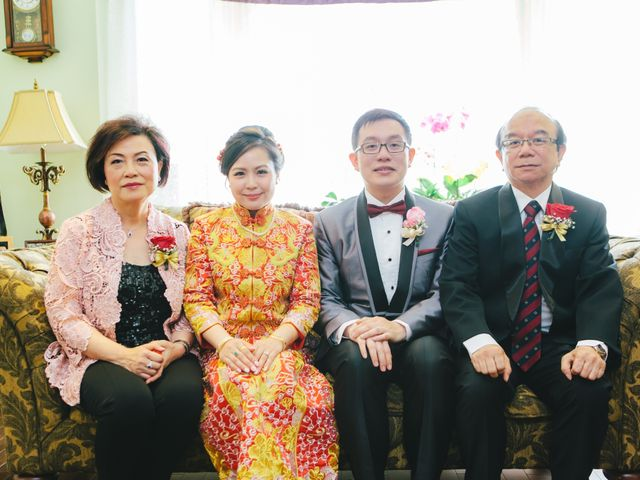 Arthur and Eunice's wedding in Vancouver, British Columbia 27