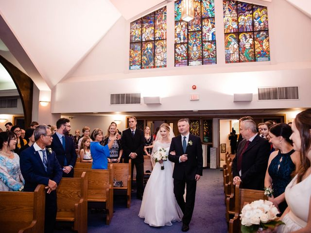 Isabella and Brian's wedding in London, Ontario 3