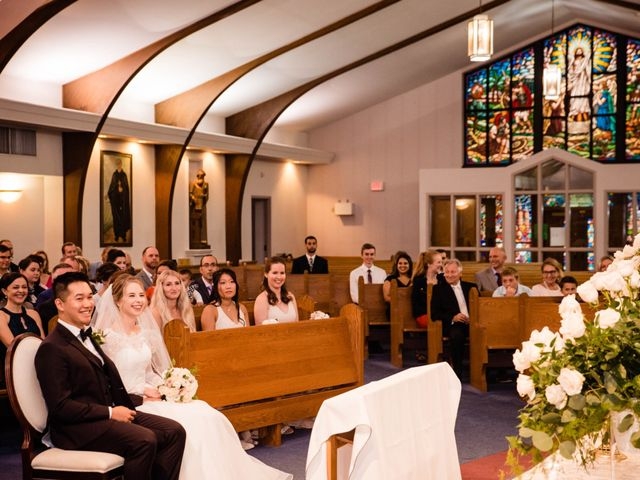 Isabella and Brian's wedding in London, Ontario 7