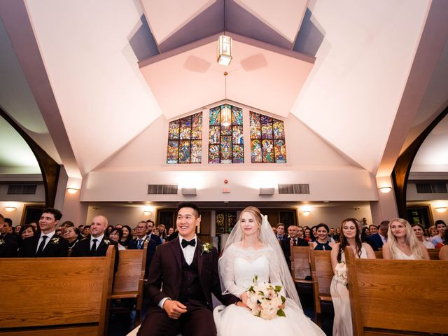 Isabella and Brian's wedding in London, Ontario 8