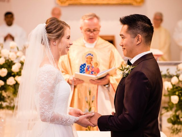 Isabella and Brian's wedding in London, Ontario 11