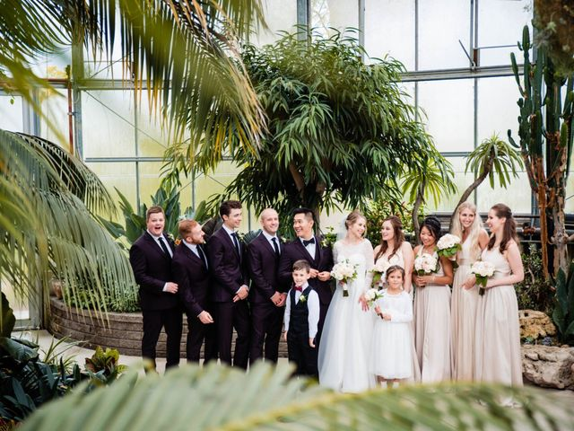 Isabella and Brian's wedding in London, Ontario 32