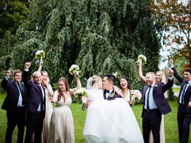 Isabella and Brian's wedding in London, Ontario 42