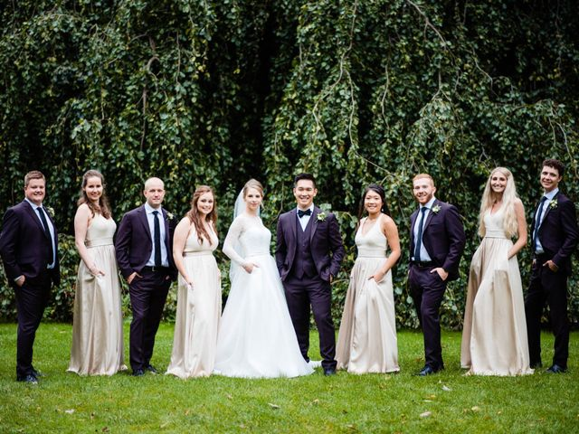 Isabella and Brian's wedding in London, Ontario 43