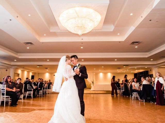 Isabella and Brian's wedding in London, Ontario 2