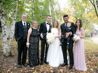 The wedding of Stephanie and Robert 2