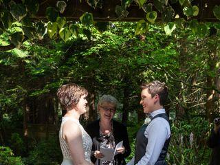 The wedding of Mira and Sarah 2